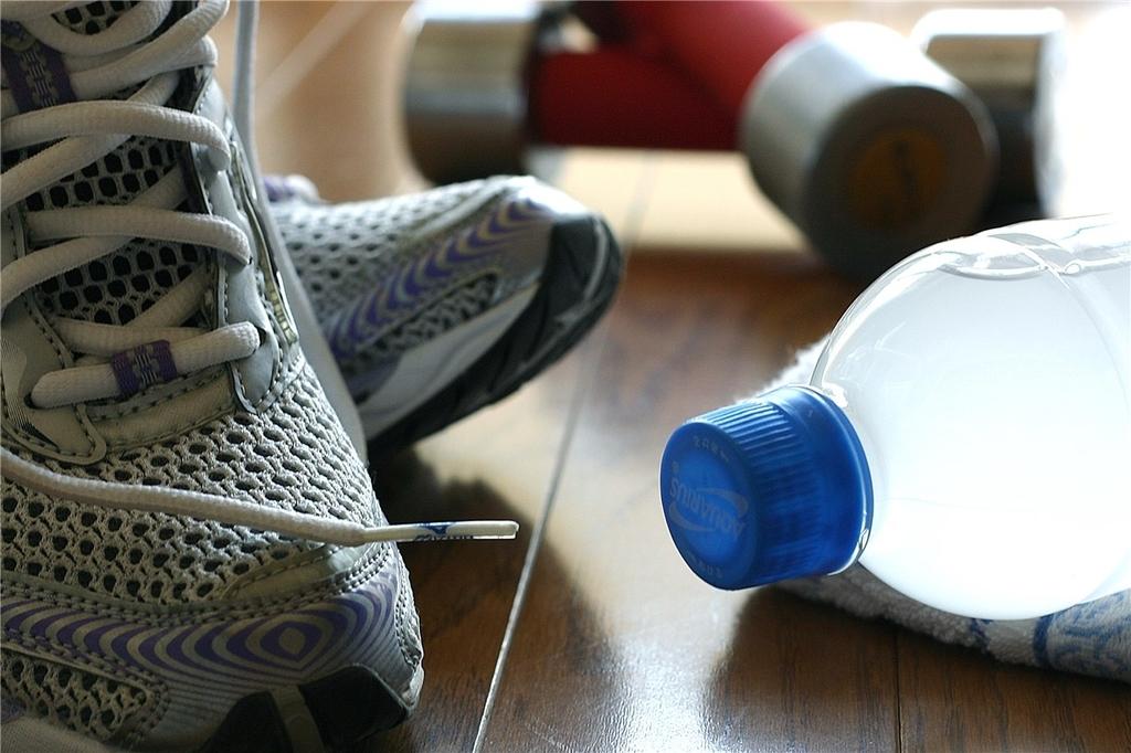 自宅で運動不足解消