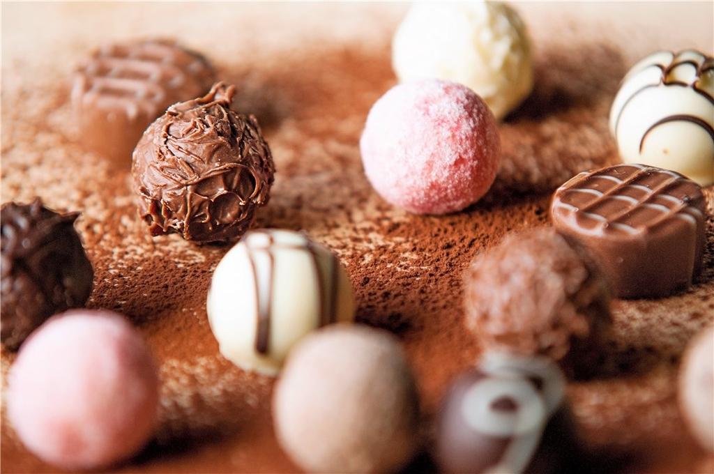 カルディでトリュフチョコレートが食べたい