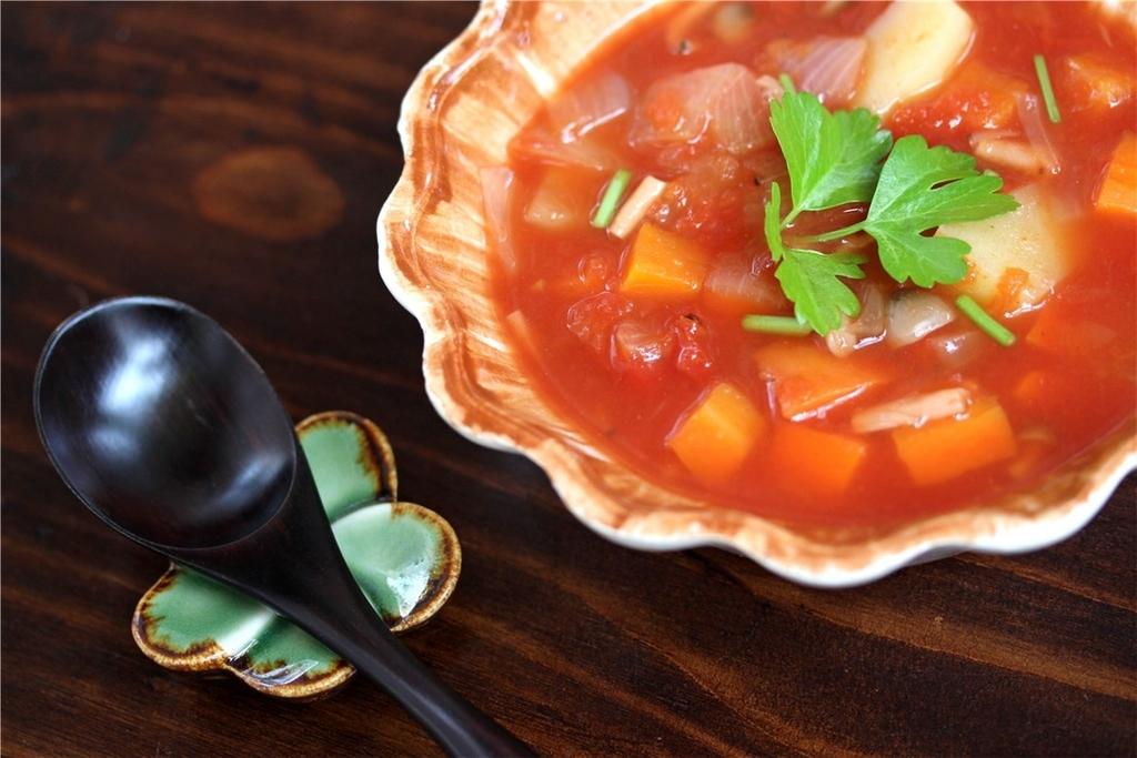 ダイエットにスープがおすすめ