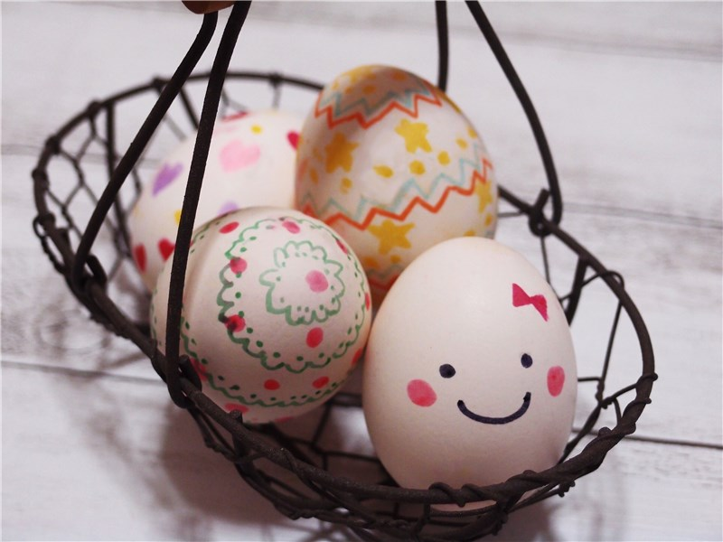 イースターの由来や卵を使う理由