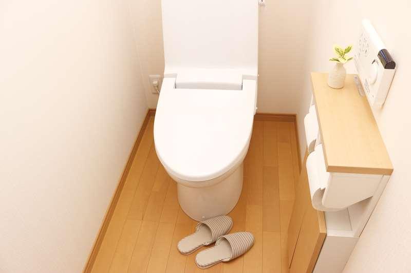 トイレのきれいな保ちかた