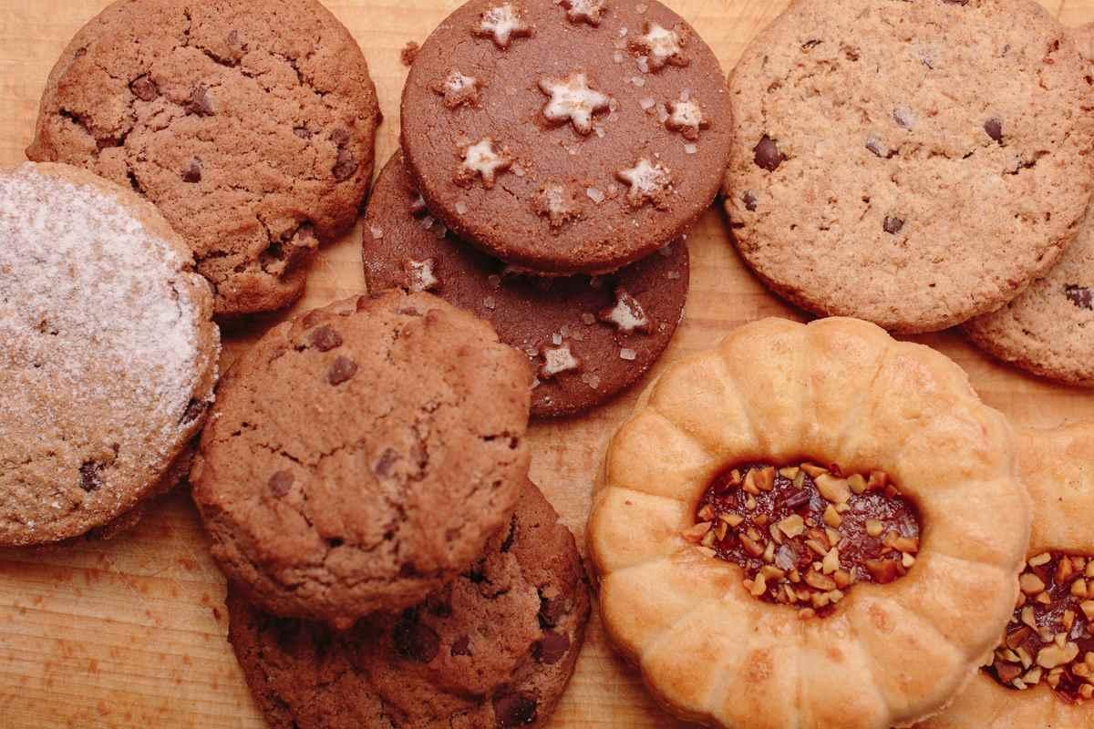 ビスケットとクッキーの違い