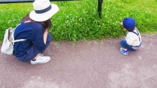子供と公園